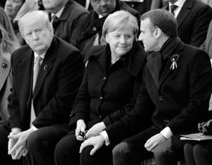 Германия и Франция отказались поддерживать США в Персидском заливе