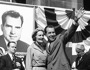 Никсон избавил Америку от страха ядерной войны, но ему не простили какую-то шляпу