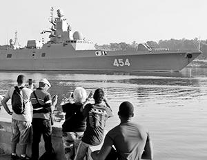«Адмирал Горшков» смогли оценить в самых дальних уголках планеты
