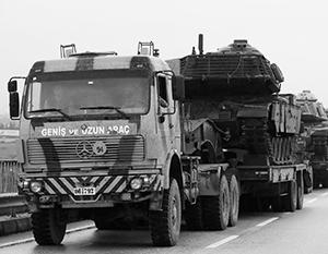 Турция назвала удар по своему конвою противоречащим соглашению с Россией