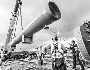Гренландия поможет решить проблемы Газпрома с Данией