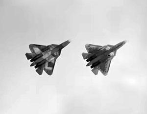 Опубликовано видео демонстрации высшего пилотажа на Су-57