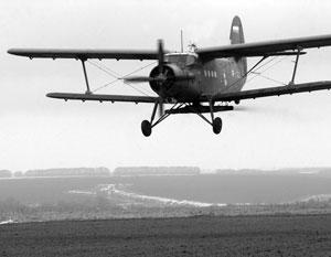 Ан-2 были рабочей лошадкой сельской авиации еще с 1940-х годов