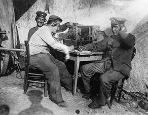 Расшифровка секретного кода стала болезненным ударом для германского командования