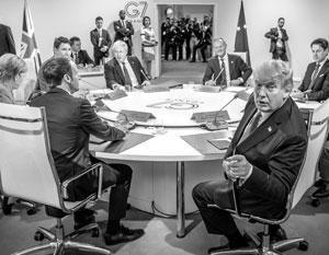 Трамп не считает «Большую семерку» клубом либеральных демократий