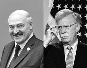 Александр Лукашенко встретится с Джоном Болтоном