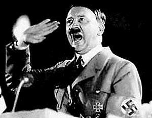 Адольф Гитлер, самый известный поборник «расово чистого» искусства