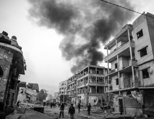 Вашингтон, не уведомив Москву или Анкару, нанес авиационный удар в провинции Идлиб
