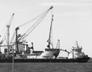 Судоходство по Северному морскому пути набирает обороты