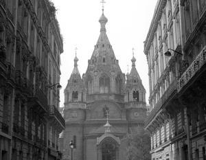 Собор Александра Невского в Париже был построен стараниями царя Александра Второго