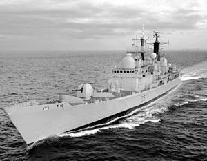 Британские ВМС выглядят серьезной военной силой только на первый взгляд