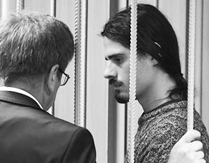 Иван Подкопаев получил три года колонии за нападение на росгвардейцев