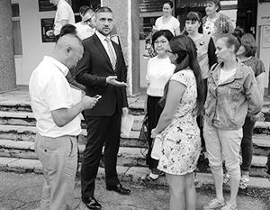 Александр Осипов в режиме реального времени общается с жителями Забайкалья