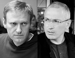 Навальный демонстрирует глубинную зависть к Ходорковскому