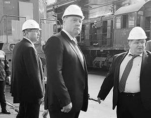 Игорь Бабушкин лично встречается с производственными коллективами