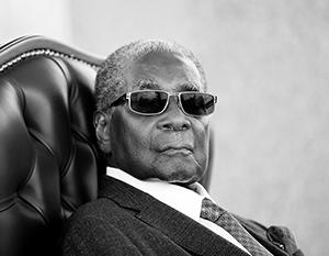 Роберт Мугабе еще при жизни стал легендой, причем не только в Африке