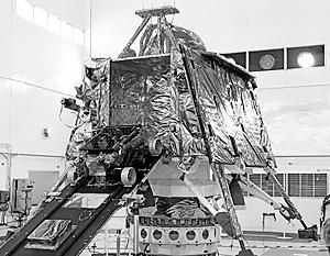 Индийский лунный модуль пропал бесследно