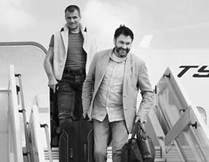 Прибывших в Москву некому было встречать – это жители Украины, и родня их осталась там