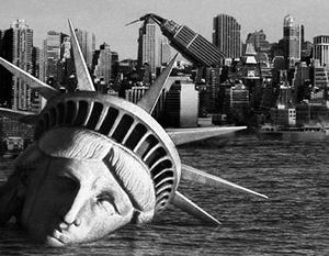 Соединенные Штаты переживают серьезный кризис государственного управления