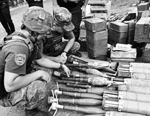 Разоружение добрбатов имеет мало отношения к мирному процессу на Украине