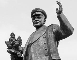Памятник маршалу Коневу решено заменить на абстрактный монумент безымянным освободителям