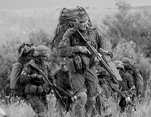 Некоторые подразделения литовской армии выглядят грозно, но в реальности не представляют собой реальную военную силу