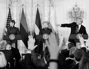 Президентов прибалтийских государств в прошлом году принимали в Белом доме