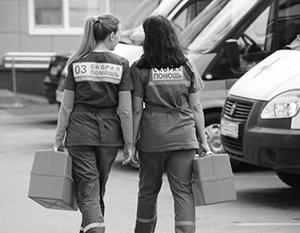 Российские медики действительно недостаточно защищены, особенно врачи скорой помощи