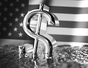 Доллар остается непотопляемым, несмотря на гигантские долги США