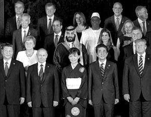 В рядах «Большой двадцатки»  Россия заняла 12-е место по «Индексу готовности» стран к вызовам будущего
