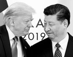 Последняя встреча Трампа и Си Цзиньпина состоялась в конце июня в Японии