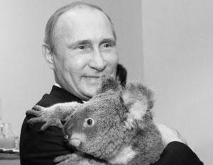Владимира Путина всегда интересовали проблемы экологии, но в западных СМИ об этом почти не пишут