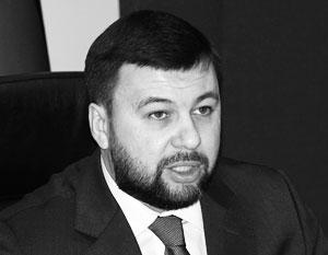 Пушилин обещает восстановить прямое железнодорожное сообщение с Россией до конца года