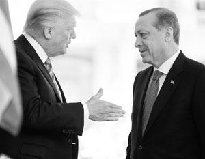 Трамп не сможет сделать Эрдогану предложение, от которого тот не смог бы отказаться