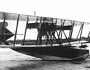 На таких самолетах происходили сражения над Балтикой во время Первой мировой войны