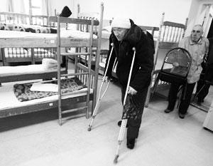 Судьба московских бездомных стала предметом спекуляции