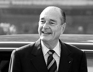 Сегодня умер не просто бывший глава Пятой республики. Сегодня умер последний настоящий президент Франции