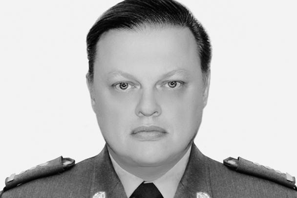 Дмитрий Пономаренко, позывной «Дитрих» в форме полковника СБУ