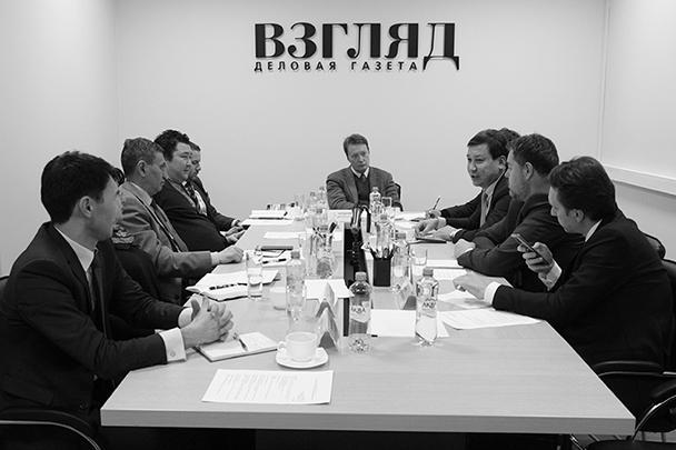 В редакции газеты ВЗГЛЯД состоялся круглый стол «Центральная Азия: опасность или возможность?».