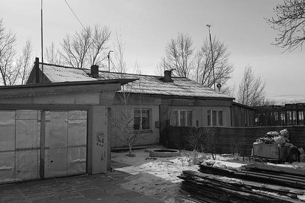 Дом, где жил Илья