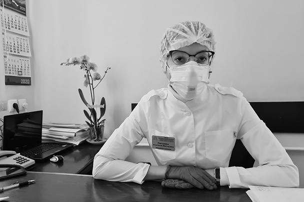 Доктор Анастасия Повторейко