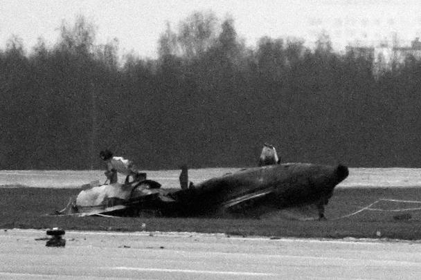 В аэропорту Внуково произошло столкновение легкомоторного самолета Falcon 50 со снегоуборочной машиной, в результате погибли четыре человека, включая президента французского энергетического концерна Total Кристофа де Маржери. По данным следствия, водитель снегоуборочной машины был пьян