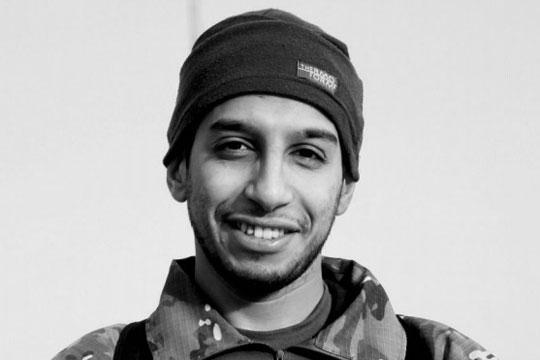 На фото – главный подозреваемый в организации недавних терактов во Франции. Предполагается, что гражданин Бельгии Абдельхамид Аббауд был их спонсором и организатором. По данным Reuters, его фотография появлялась в журнале Dabiq, издаваемом террористами ИГИЛ