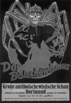 Представитель Госдепа Хизер Науэрт назвала Россию «чудовищем из морских глубин». «У России длинные руки, у России много щупалец», – подчеркнула она. В ответ наши дипломаты напомнили, как нацистская Германия изображала СССР, в частности, в образе паука, опутывающего земной шар