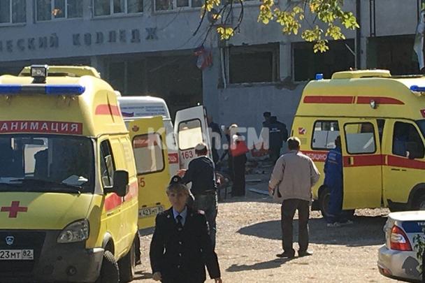 На Украине позлорадствовали над терактом в Керчи