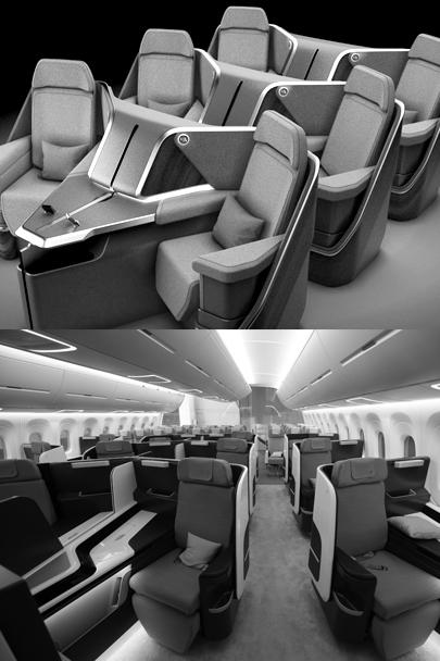 Наверху – проект «Атома», внизу – российско-китайский самолет