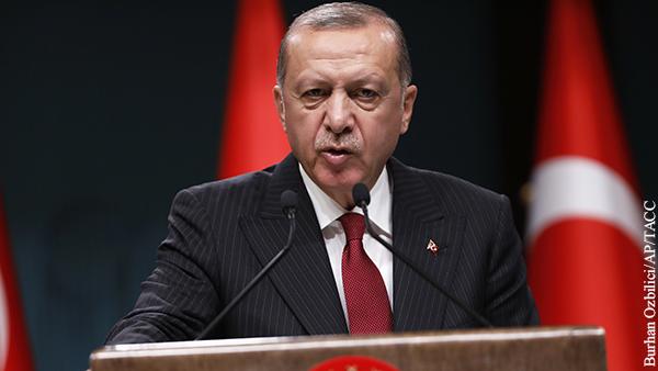 В мире: С-400 помогли Эрдогану выгнать американцев с севера Сирии