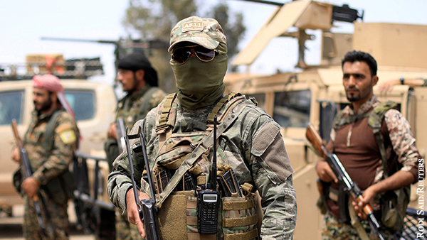 Курды нанесли ответный удар по Турции