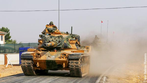 Трамп назвал вторжение Турции в Сирию «плохой идеей»