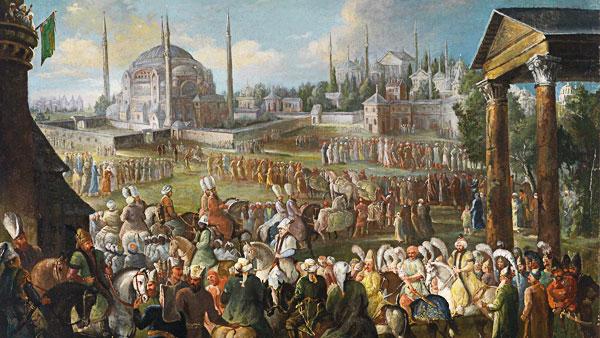 Турецкое вторжение в Сирию работает на возрождение Османской империи